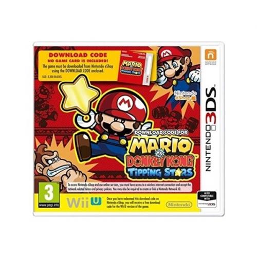 Nintendo 3DS Mario vs Donkey Kong: Tipping Stars