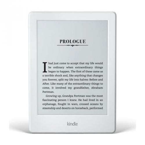 Amazon KINDLE PAPERWHITE 3 2015 s reklamou