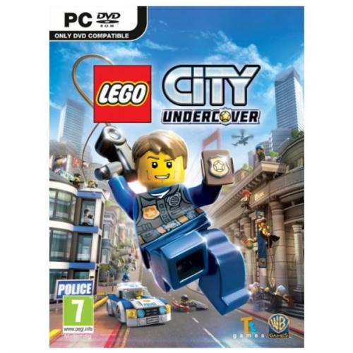 Hra Ostatní PC Lego City Undercover