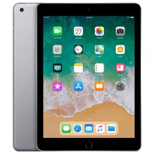 Dotykový tablet Apple iPad 2018 Wi-Fi 128 GB - Space Gray + dárek