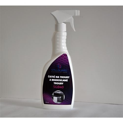 NANO čistič na trouby a mikrovlnné trouby