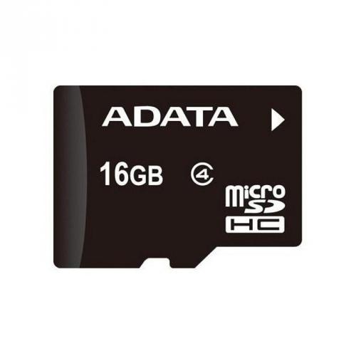 ADATA microSDHC karta 16GB Class 4 + OTG čtečka USB 2.0, micro USB