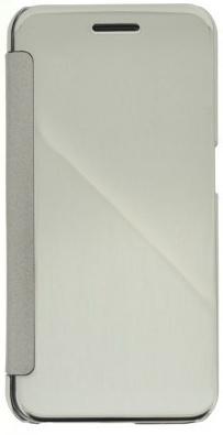 Blautel Book Magic Mirror pro Samsung Galaxy S7, stříbrná