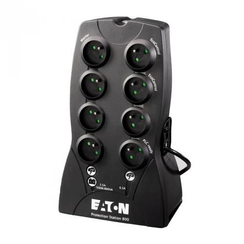 Eaton Protection Station 800 USB FR, Eco control