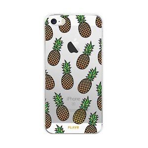 FLAVR iPlate pro iPhone 5/5S/SE, ananasy