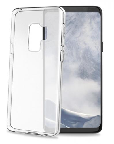Celly Gelskin pro Samsung Galaxy S9 Plus průhledný
