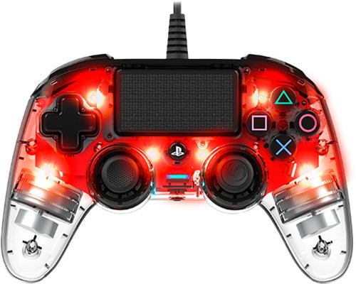 Fotografie Nacon Wired Compact Controller pro PS4