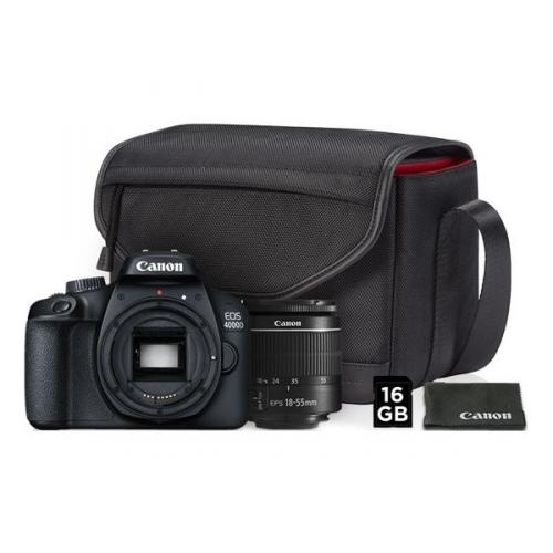 Canon 4000D + 18-55 + VUK