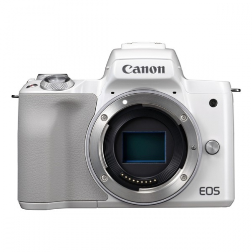 Digitální fotoaparát Canon EOS M50, tělo bílý