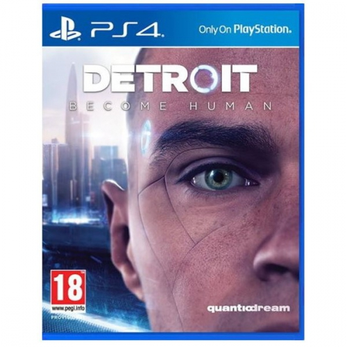 Sony Detroit: Become Human
