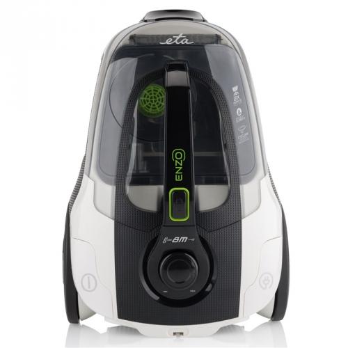 Podlahový vysavač ETA Enzo 1514 90000 černý/bílý