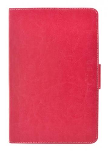 """Pouzdro na tablet flipové FIXED Novel pro tablety 10,1"""" růžové"""