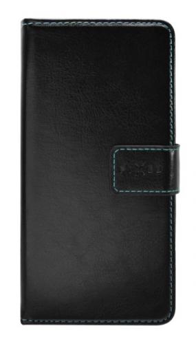Pouzdro na mobil flipové FIXED Opus pro Huawei P20 Lite černé