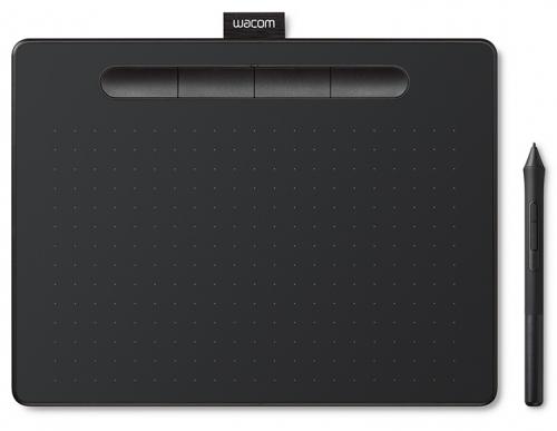 Tablet Wacom Intuos S černý