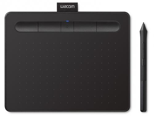 Tablet Wacom Intuos S Bluetooth černý + DOPRAVA ZDARMA