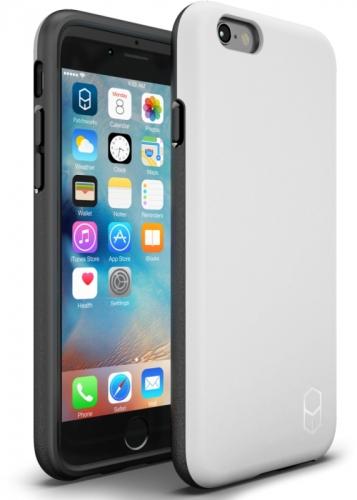 Patchworks SLIM + tvrzené sklo pro iPhone 6/6s