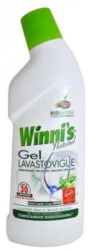 Biodegradabilní mycí gel do myčky