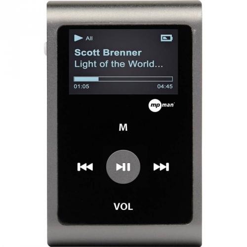 MP3 přehrávač MPman MP 30WOM modrý