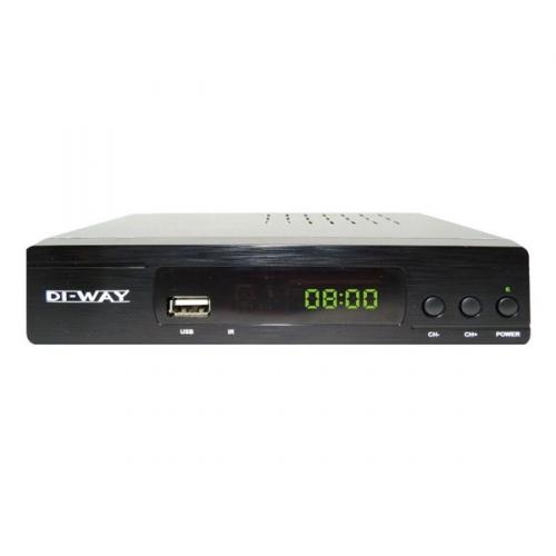 DI-WAY T2-ONE HEVC H.265 DVB-T/T2, CRA T2 Ověřeno