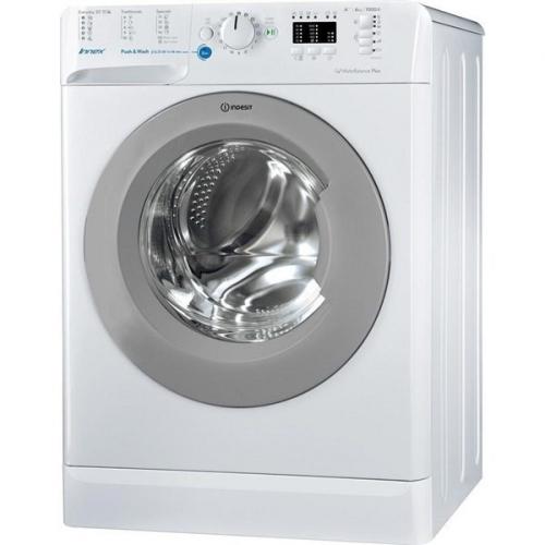 Pračka Indesit BWSA 61053 WSG bílá
