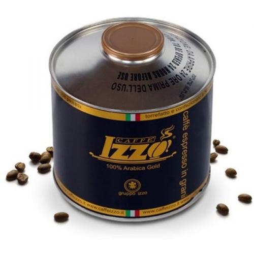 Fotografie Izzo Caffé Silver zrnková káva 1 kg