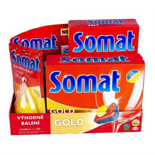 Fotografie Starter pack pro myčky Somat