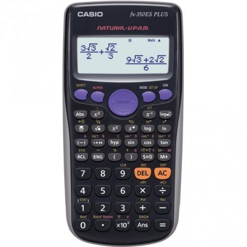 Casio FX350 ES PLUS černá