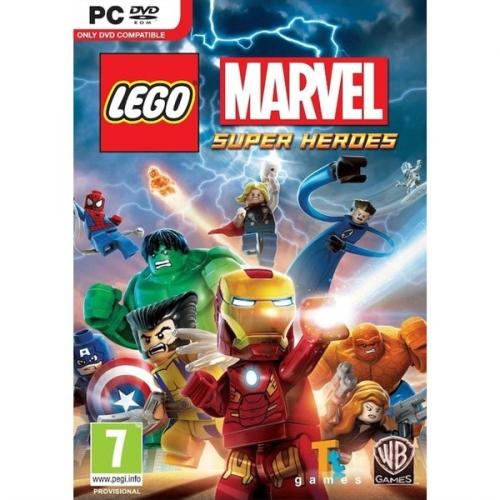Ostatní PC Lego Marvel Super Heroes