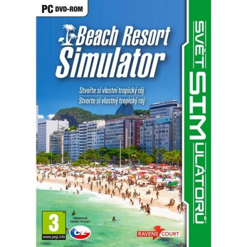 CENEGA PC Beach Resort Simulator