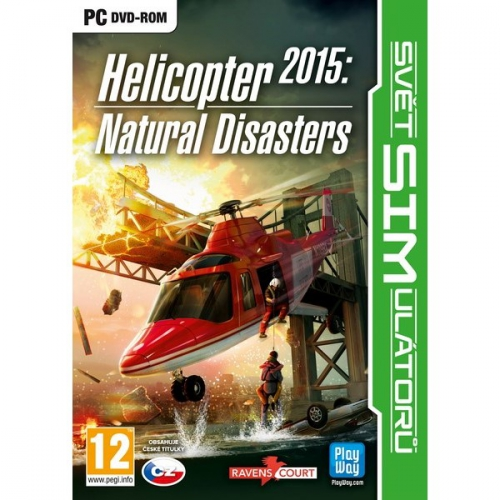 CENEGA PC Helicopter 2015: Natural Disasters