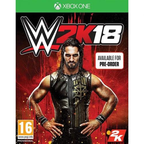 Take 2 Xbox One WWE 2K18