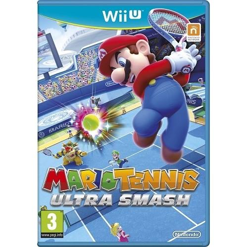 Nintendo WiiU Mario Tennis: Ultra Smash