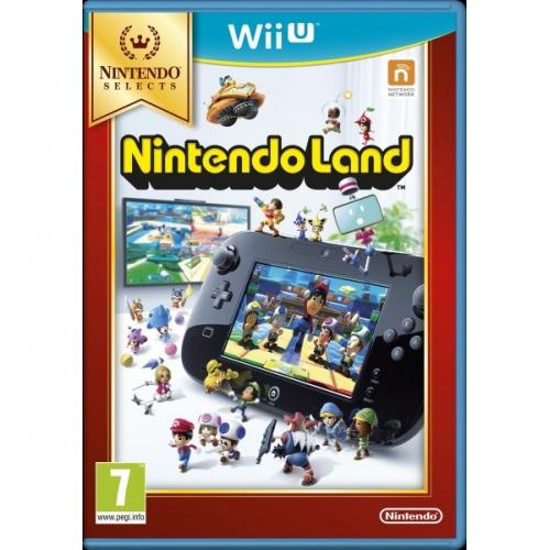 Nintendo WiiU Nintendo Land Selects