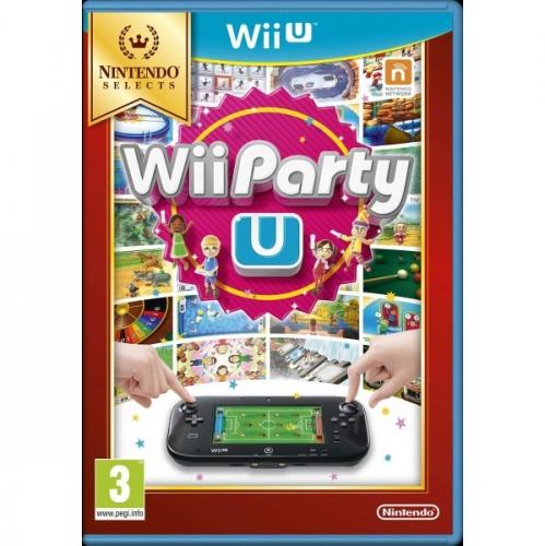 Nintendo WiiU Party U Selects