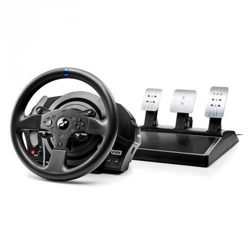 Volant Thrustmaster T300 RS a 3-pedály T3PA, GT Edice pro PC a PS4, PS3