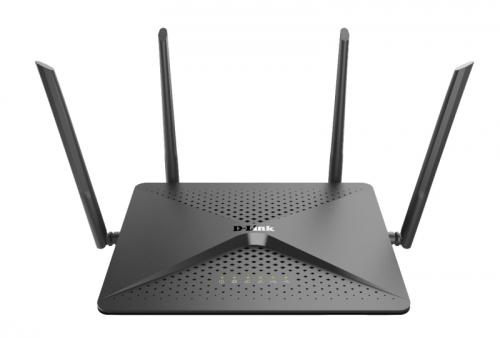 Router D-Link DIR-882, Dual Band, AC2600 černý