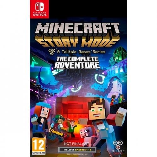 Nintendo Minecraft Story Mode: The Complete Adventure