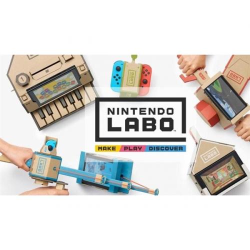 Hra Nintendo Switch Labo Variety kit