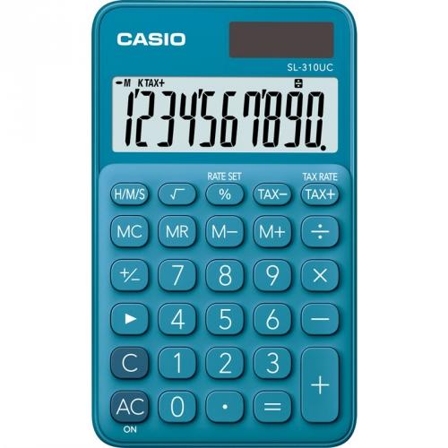 Kalkulačka Casio SL 310 UC BU - tmavě modrá (451999)