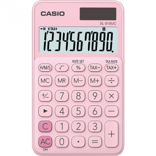 Kalkulačka Casio SL 310 UC PK (452002) růžová