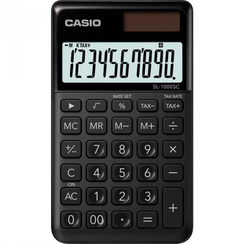 Kalkulačka Casio SL 1000 SC BK (452008) černá