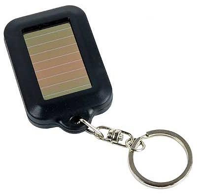 Fotografie Camelion LED CT4011, 3x LED Solar přívěšek