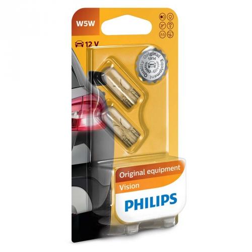 Fotografie Philips Vision W5W, 2ks