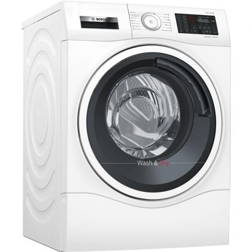 Pračka se sušičkou Bosch WDU28540EU bílá