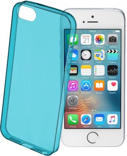 CellularLine COLOR pro Apple iPhone 5/5s/SE zelený