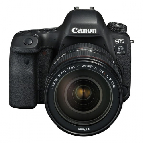 Canon 6D Mark II + EF24-105 IS STM