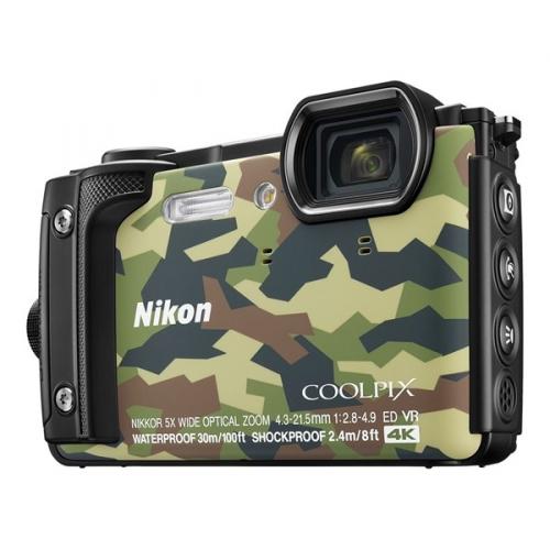 Digitální fotoaparát Nikon Coolpix W300, Holiday Kit + DOPRAVA ZDARMA