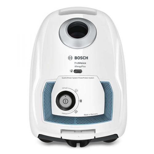 Podlahový vysavač Bosch ProSilence BGL4SIL2 bílý + DOPRAVA ZDARMA