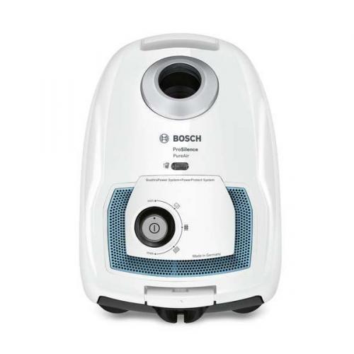 Podlahový vysavač Bosch ProSilence BGL4SIL69W bílý + DOPRAVA ZDARMA