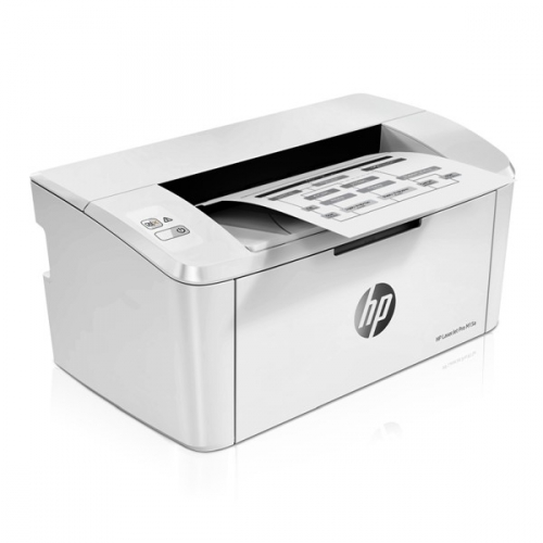 HP LaserJet Pro M15a bílý